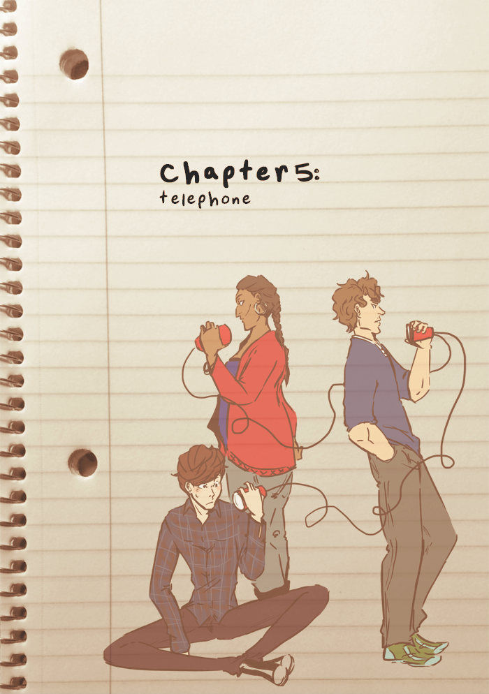 Chapter 05: Telephone