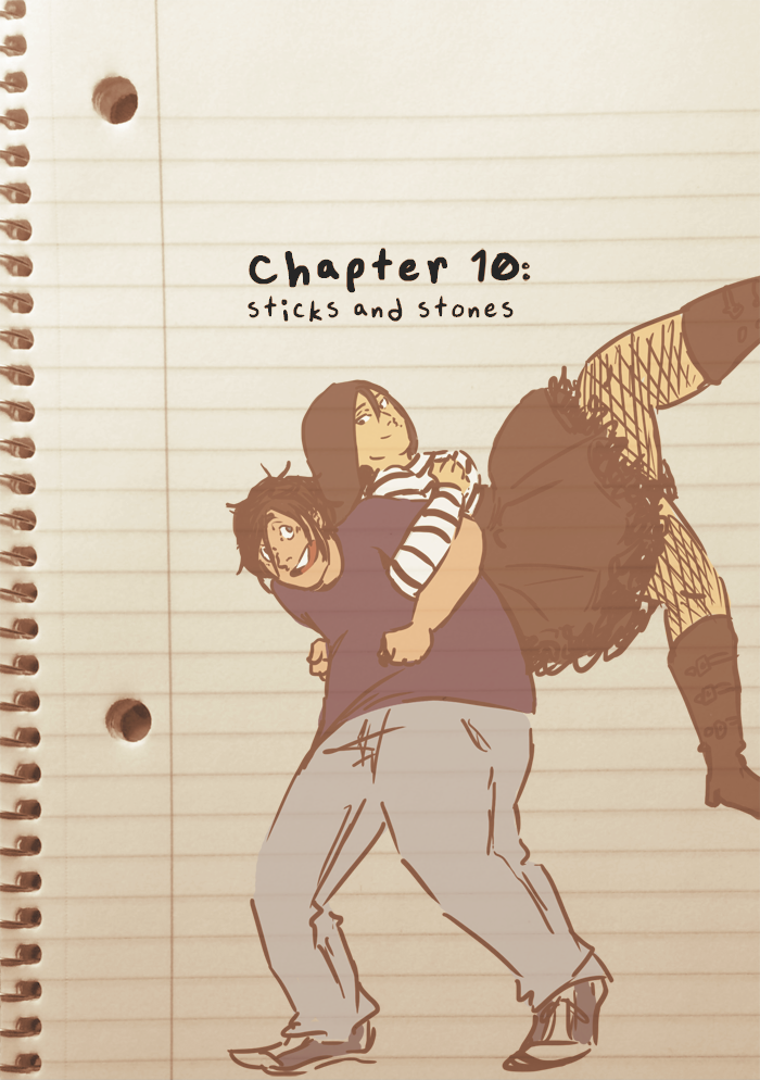 Chapter 10: Sticks and Stones