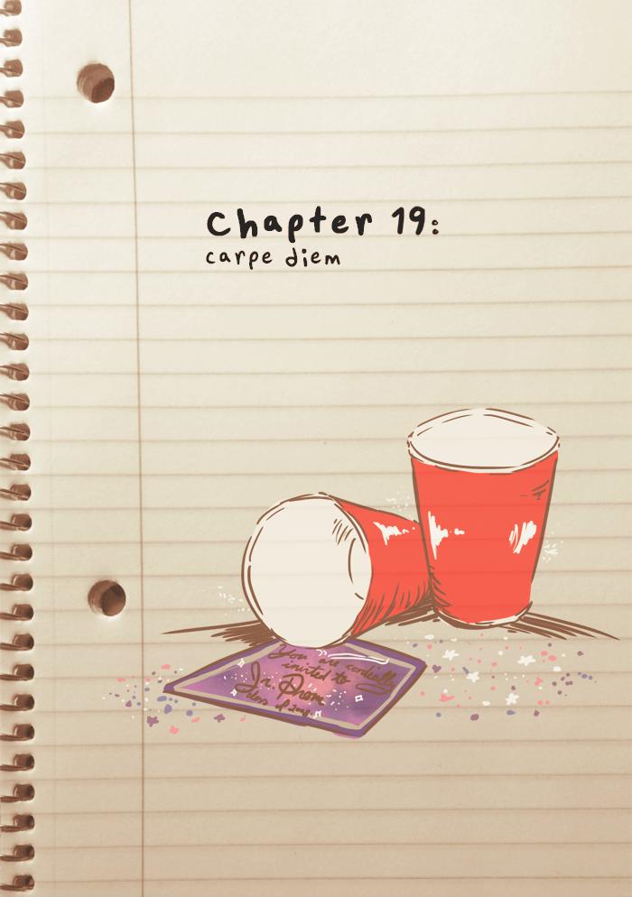 Chapter 19: Carpe Diem