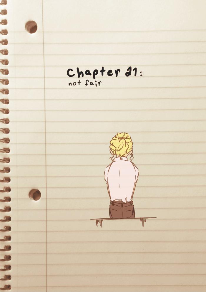 Chapter 21: Not Fair